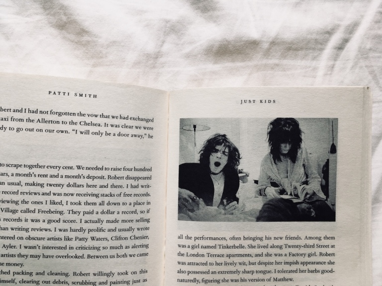 Patti Smith Robert Mapplethorpe Just Kids Love Story