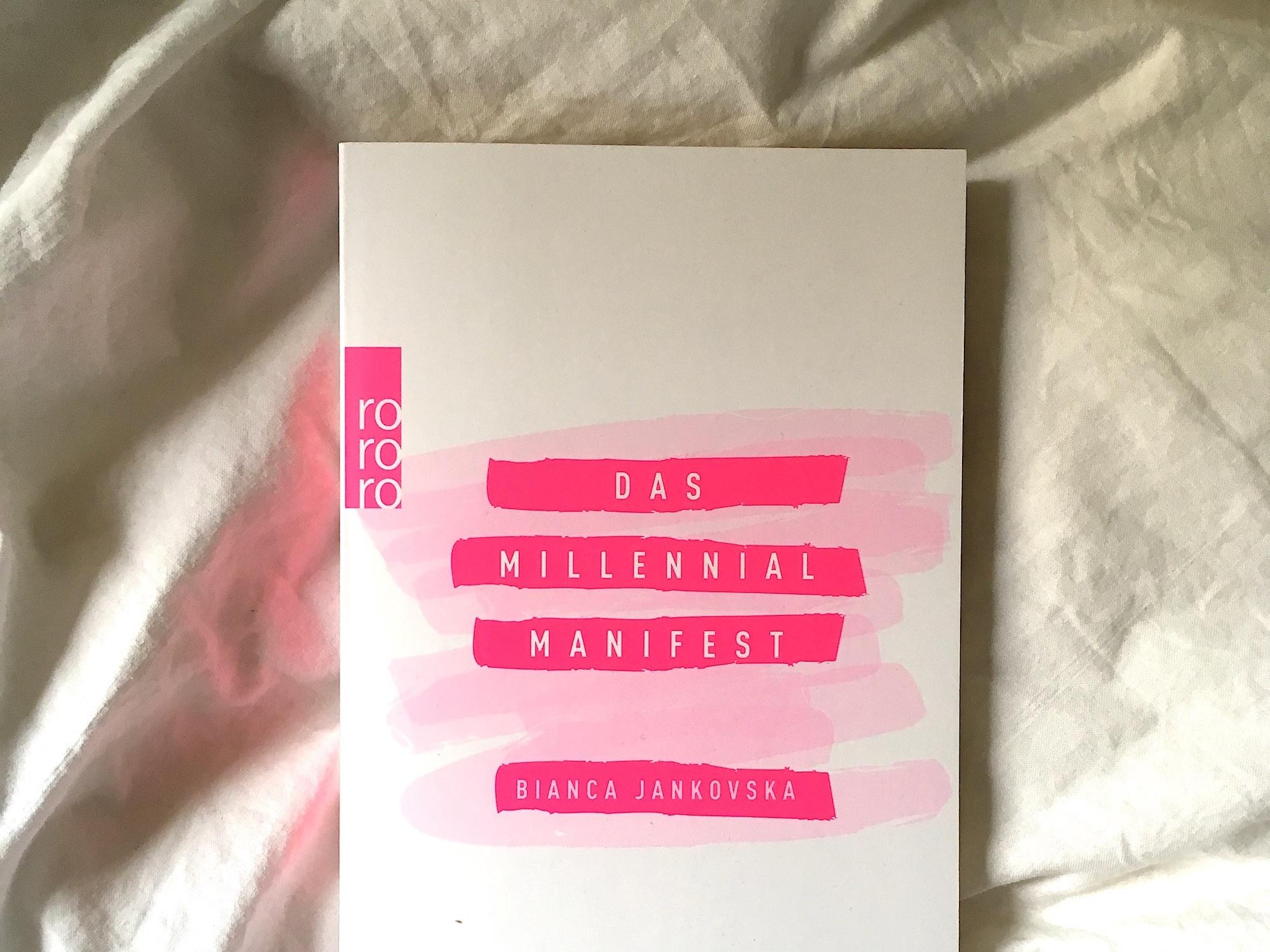 Buchrezension Millenial Manifest